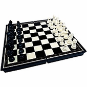 Educational Insights <br />Magnetic Chess Travel Game