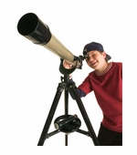Educational Insights <br />Omega Refractor Telescope