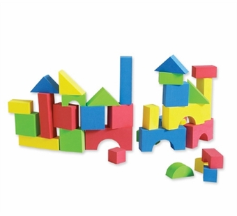 Edushape <br />Educolor Blocks (Set of 30)