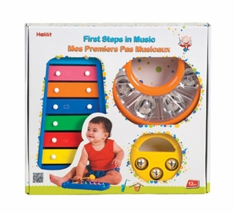 Edushape <br />First Steps in Music