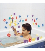 Edushape <br />Fish 'N Spell Bath Toy