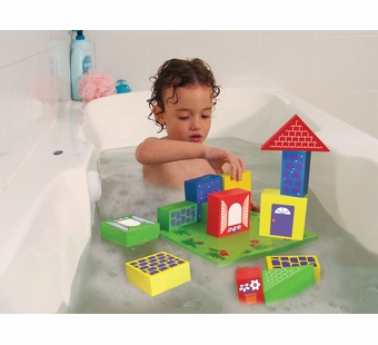 Edushape <br />Floating Blocks Bath Toy