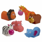 Edushape <br />Jungle Squirtees Bath Toy