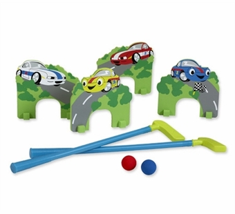 Edushape <br />Mini Golf Racing Cars
