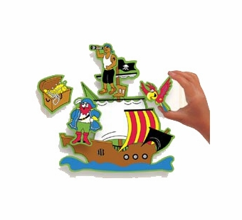 Edushape <br />Pirates Bath Toy