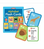 eeBoo <br />Alphabet Flash Cards