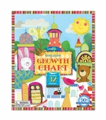 eeBoo <br />Animal Tower Growth Chart