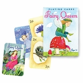 eeBoo <br />Fairy Queen Playing Cards