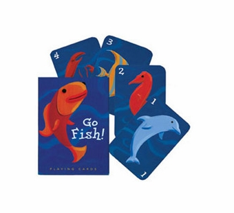 eeBoo <br />Go Fish Card Game