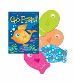 eeBoo <br />Go Fish Card Game in Color