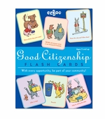 eeBoo <br />Good Citizenship Flash Cards