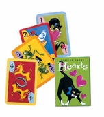 eeBoo <br />Hearts Card Game