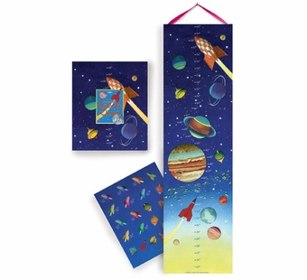 eeBoo <br />Space Growth Chart