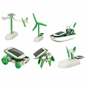 Elenco <br />6 in1 Educational Solar Kit