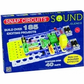 Elenco <br />Electronics SnapTRICITY Sound Kit