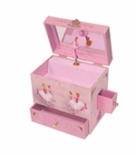 Enchantmints <br />Ballerina Musical Treasure Box