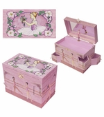 Enchantmints <br />Ballet School Music Box