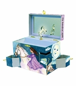 Enchantmints <br />Discover Your World Musical Jewelry Box