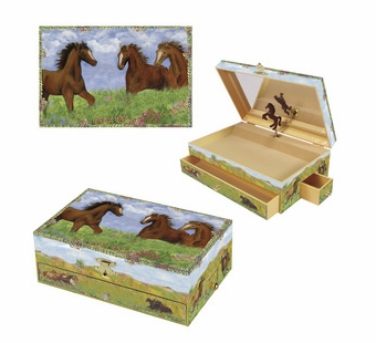 Enchantmints <br />Prairie Music Box