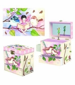 Enchantmints <br />Sweet Fairy Wrens Music Box