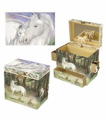 Enchantmints <br />Unicorn Music Box