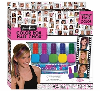 Fashion Angels <br />Color Rox Hair Chox