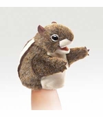 Folkmanis Puppets <br />Little Chipmunk Puppet
