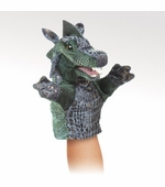 Folkmanis Puppets <br />Little Dragon Puppet