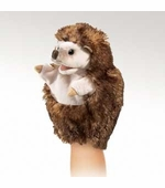 Folkmanis Puppets <br />Little Hedgehog Puppet