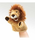 Folkmanis Puppets <br />Little Lion Puppet