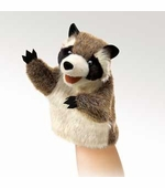 Folkmanis Puppets <br />Little Raccoon Puppet