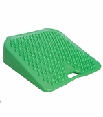 Fun & Function <br />Dynamic Wedge Green Cushion 10 x 10
