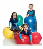 Fun & Function <br />Peanut Ball Blue � 22 inch