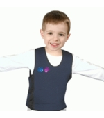 Fun & Function <br />Weighted Compression Vest Blue (Small)