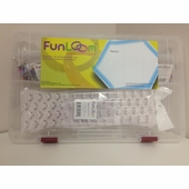 FunLooms <br />Double Size Bracelet Looming Rubber Band Kit