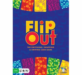 Gamewright Games <br />Flip Out Game