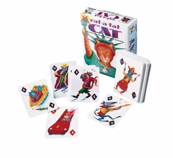 Gamewright Games <br />Rat-A-Tat-Cat
