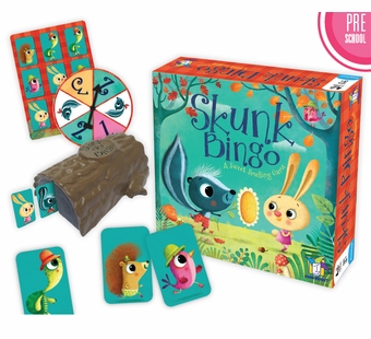 Gamewright Games <br />Skunk Bingo Game
