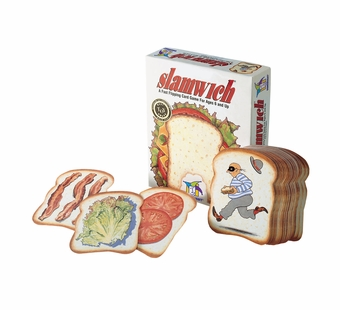 Gamewright Games <br />Slamwich Card Game