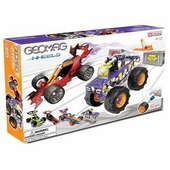 Geomag <br />Kids Wheel Deluxe Race Set