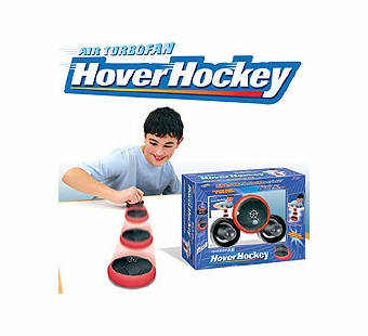 Geospace <br />Deluxe Hover Hockey Game