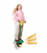 Geospace <br />Frog Anti-Gravity Pogo Stick