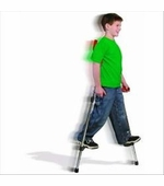 Geospace <br />Walkaroo Balance Stilts