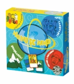 Geotoys <br />Around the World Game