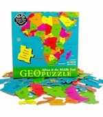 Geotoys <br />Geo Puzzle Africa & Middle East