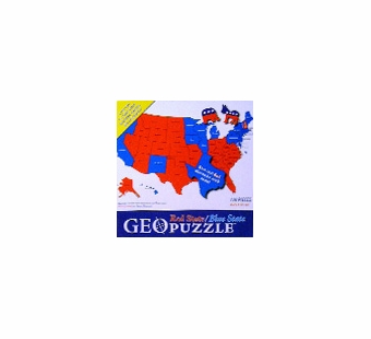 Geotoys <br />Geo Puzzle USA History
