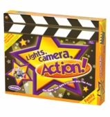 Geotoys <br />Light! Camera! Action Game