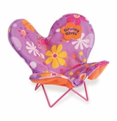 Groovy Girls <br />Be Relaxed Butterfly Chair