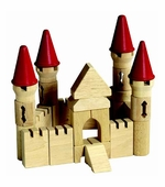 Guidecraft <br />Castle Wood Block Set