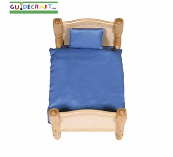Guidecraft <br />Doll Bed (Natural)